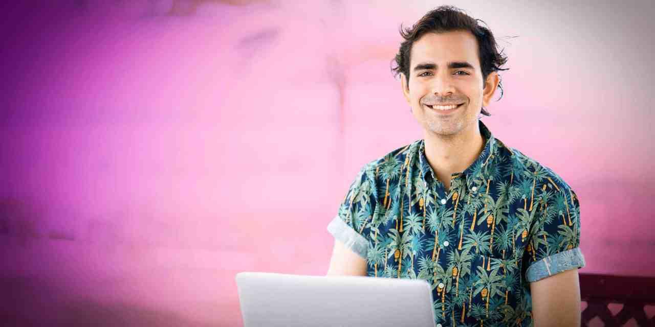 98. Alexandre Roth (Lifestyle Media) | Son job: offrir la liberté à ceux qui osent