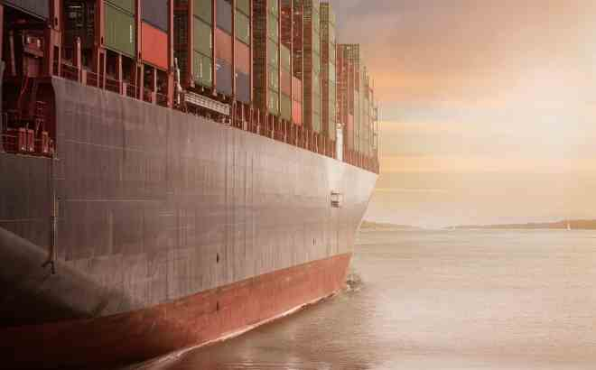 pharmaceutical supply chain, supply chain, business cargo cargo container city