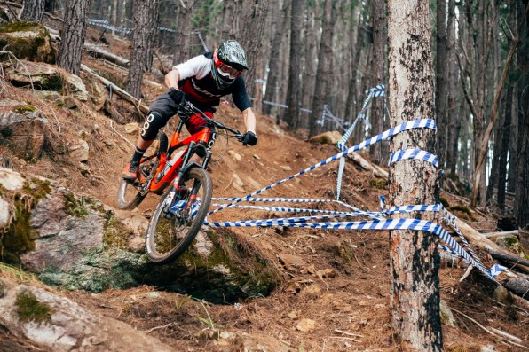 Young gun Blake Pearce is looking fast, with a fresh EWS Juniors Second place under his belt.