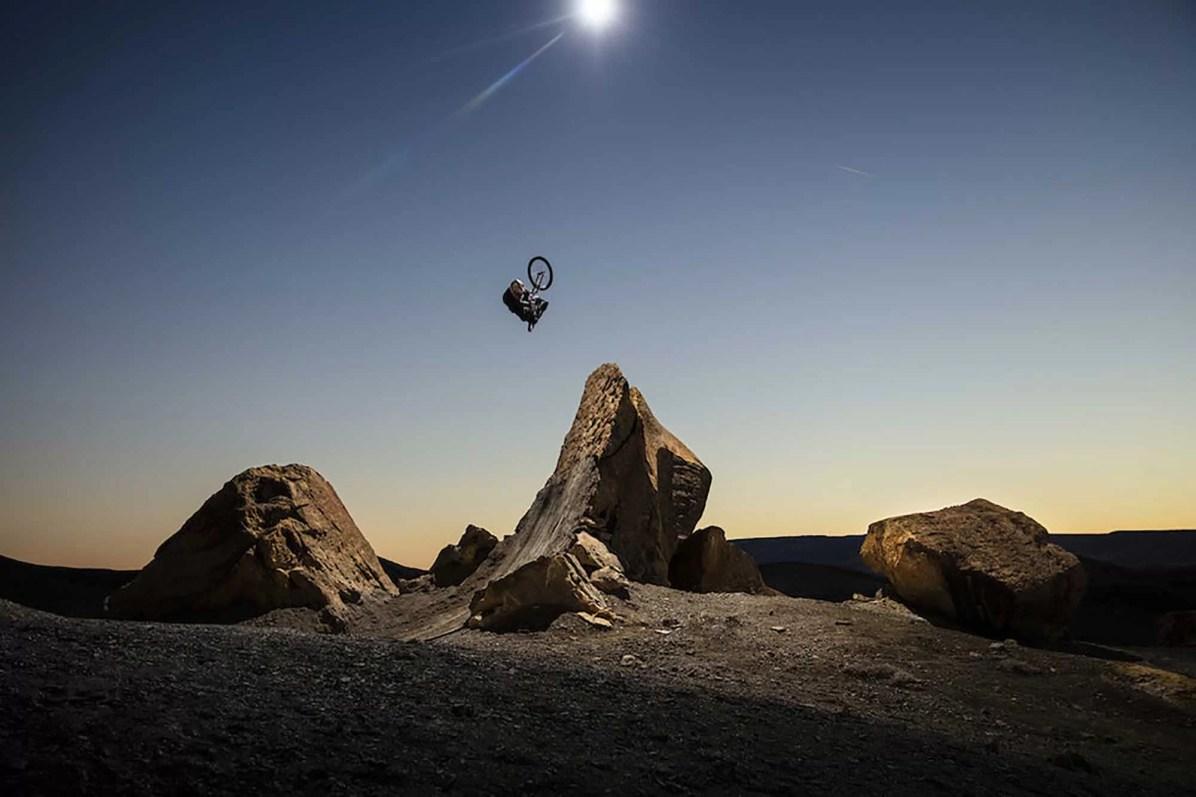 """Utah Brett Rheeder segment in Anthill Films' new movie """"Return to Earth"""""""