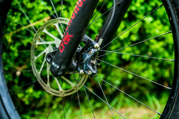 Product review SRAM G2 Ultimate Brakes 2