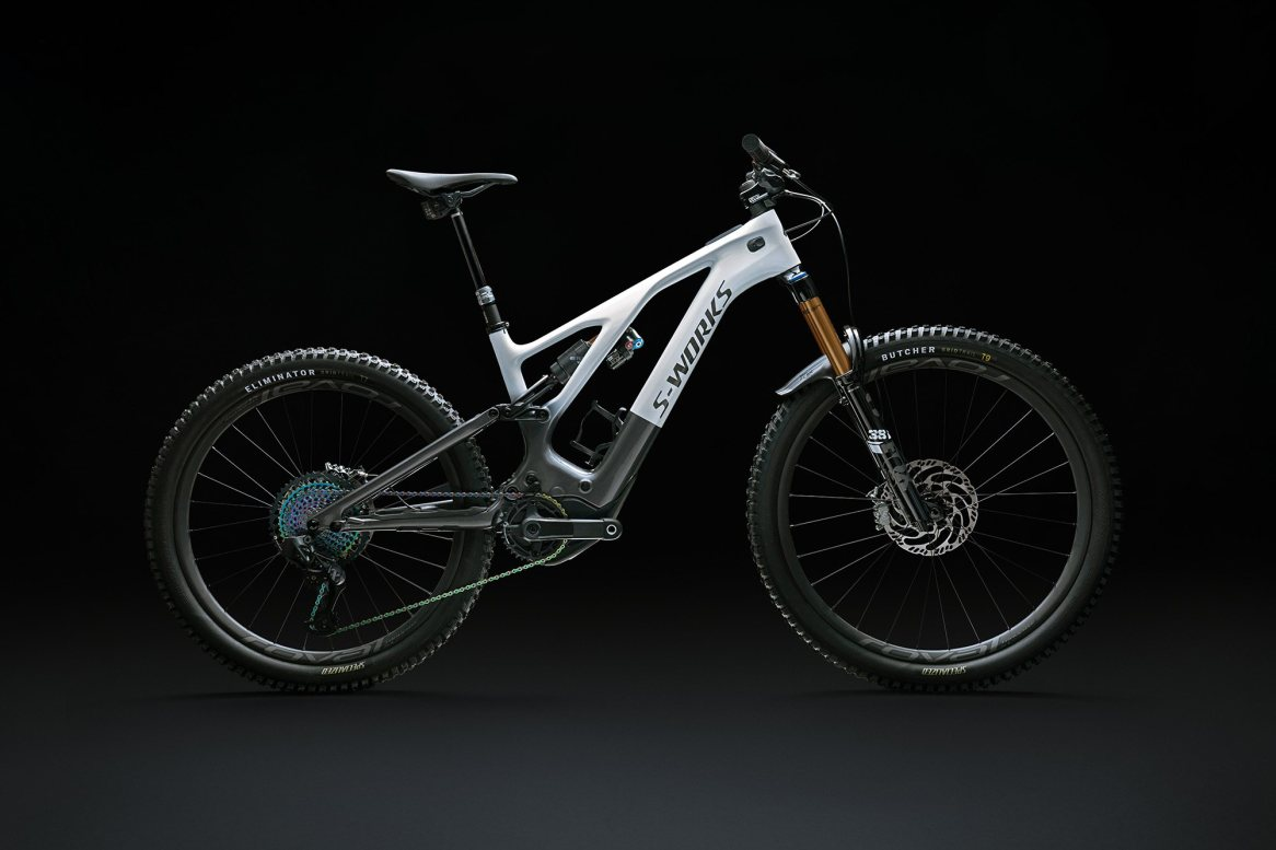 Specialized introduce the all-new 3rd generation Levo 4