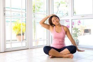 position du lotus pour méditer