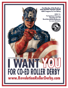 pinellas county roller derby
