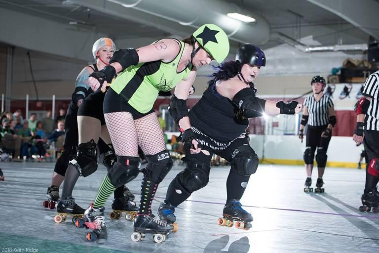 Florida Roller Derby, Pinellas County, Tarpon Springs, Pasco County, Roller skates