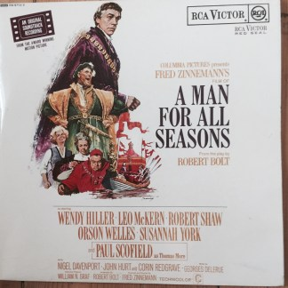 RD 6712/3 A Man for All seasons OST