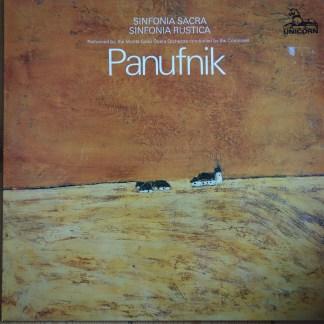 RHS 315 Panufnik Sinfonia Sacra, Sinfonia Rustica / Panufnik / Monte Carlo Opera Orch