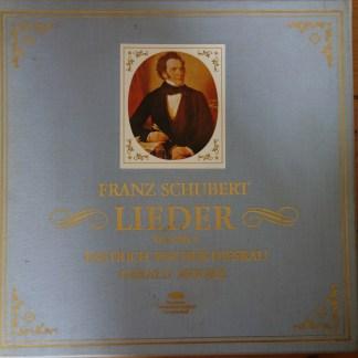 2720 008 Schubert Lieder Vol. 1 / Fischer-Dieskau