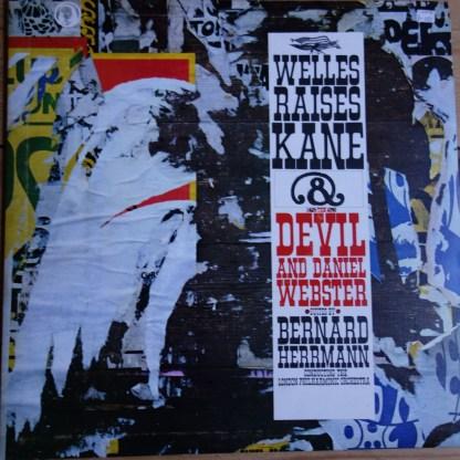 PYE TPLS 13010 Welles Raises Kane & Devil & Daniel Webster / Herrmann / LPO