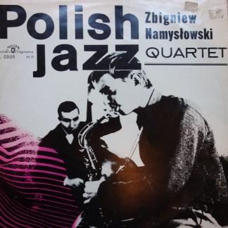 Muza XL 035 Zbigniew Namyslowski Quartet Polish Jazz