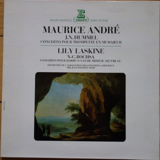 STU 70268 Hummel / Bochsa Concertos / Maurice Andre / Lily Laskine
