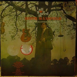 CBS 63426 Keith Mansfield All You Need is Love