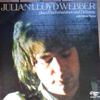 K53586 Rachmaninov & Debussy Cello Sonatas / Julian Lloyd Webber