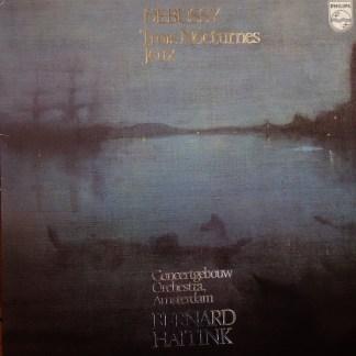 9500 674 Debussy Trois Nocturnes, Jeux / Haitink / Concertgebouw