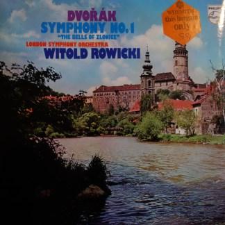 6500 122 Dvorak Symphony No. 1 / Rowicki / LSO
