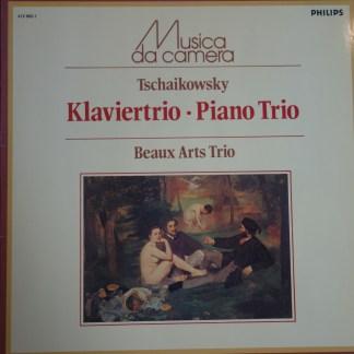 412 062-1 Tchaikovsky Piano Trio / Beaux Arts Trio