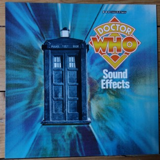 REC 316 BBC Sound Effects No. 19 Doctor Who