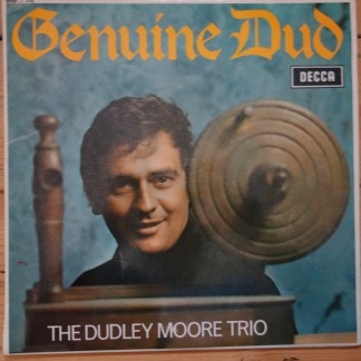 LK 4788 Genuine Dud The Dudley Moore Trio