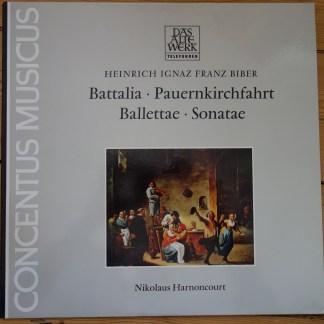 6.41134 Buber Battalia / Pauernkirchfarht / Ballettae / Sonate