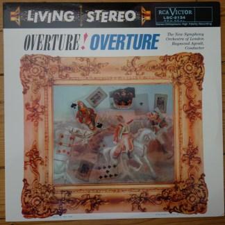 LSC 2134 Overture! / Raymond Agoult