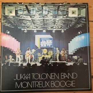 SNTF 789 Jukka Tolonen Big Band Montreux Boogie