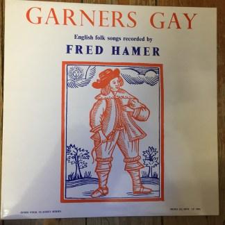 EFDSS LP 1006 Garner Gay Fred Hammer