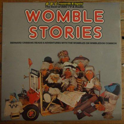 REC 253 Womble Stories Bernard Cribbins