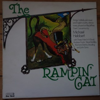 FRR 009 Michael Hebbert / The Rampin' Cat