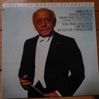 MFSL 1-523 Sibelius Four Legends etc. / Ormandy