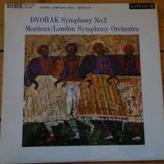 SB 2155 Dvorak Symphony No. 2 / Monteux / LSO