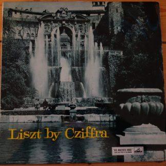 ALP 1534 A Liszt Recital By Gyorgy Cziffra R/G