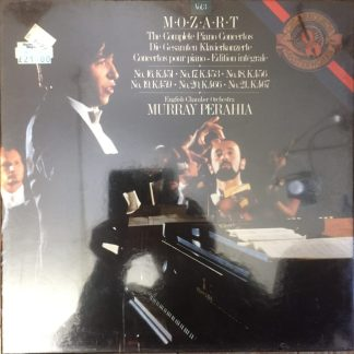 M3 39246 Mozart Piano Concertos Vol. 3 / Murray Perahia