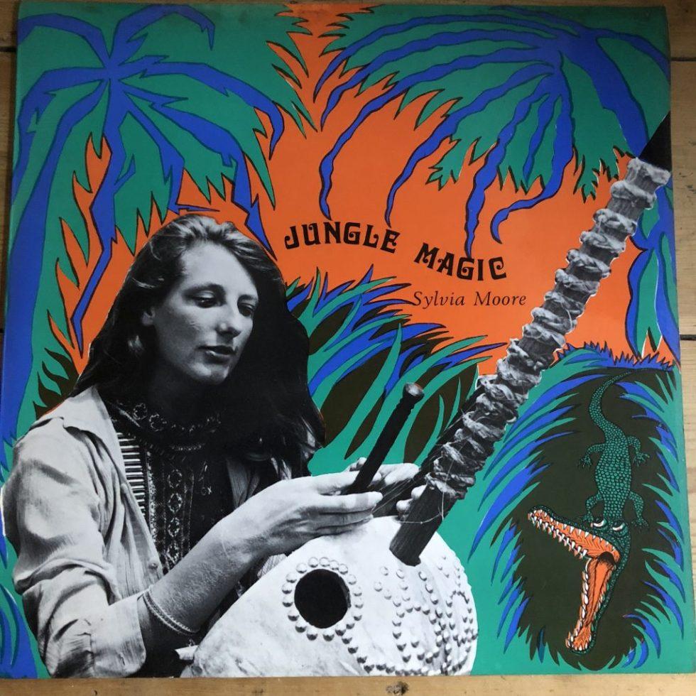 SUN 3 Sylvia Moore Jungle Magic