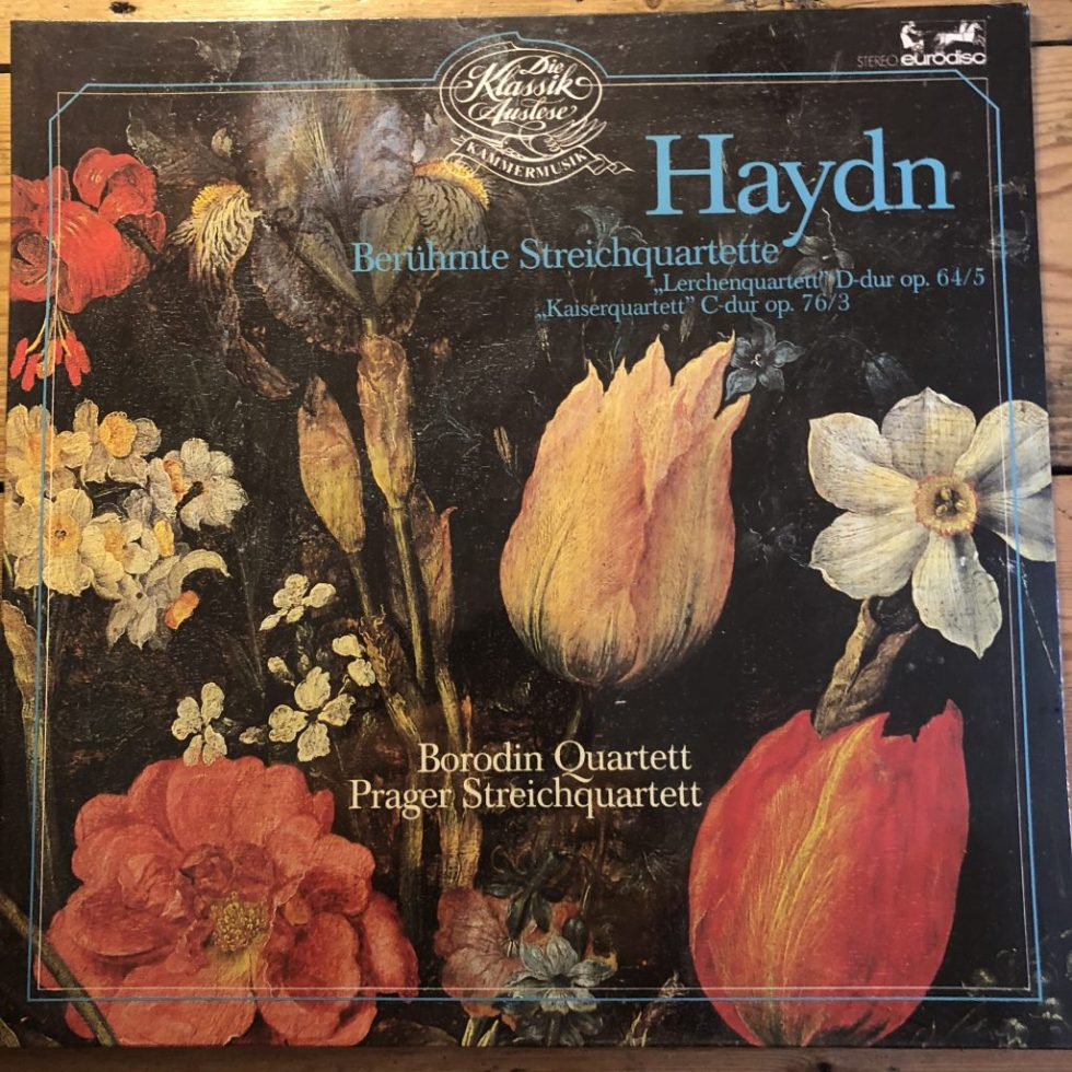 25 945 HK Haydn Lark and Kaiser String Quartets