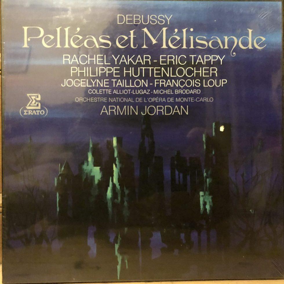 STU 71296 Debussy Pelleas et Melisande / Armin Jordan