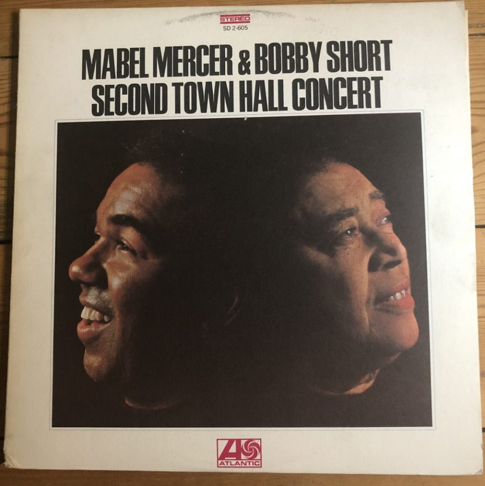 SD 2-605 Mabel Mercer & Bobby Short Second Town Hall Concert