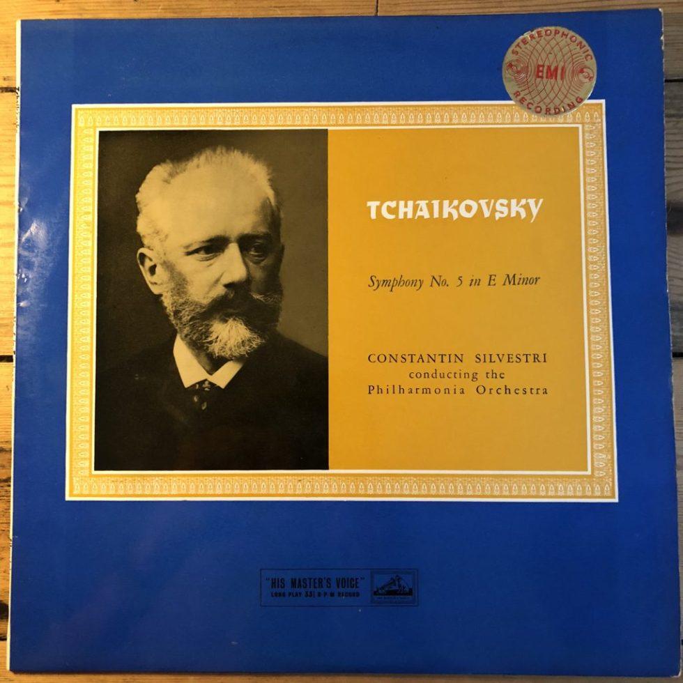 ASD 261 Tchaikovsky Symphony No. 5 / Silvestri