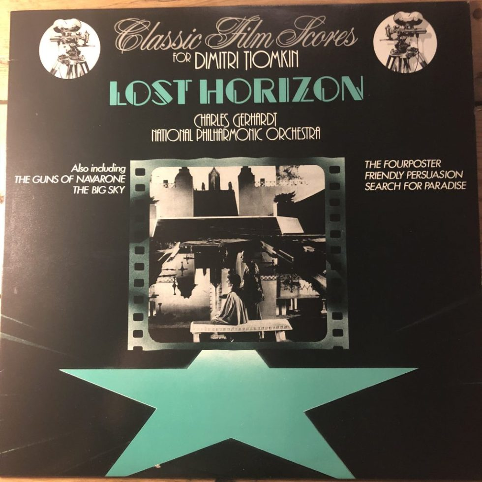 GL 43445 Tiomkin Lost Horizon etc. / Gerhardt HP LIST