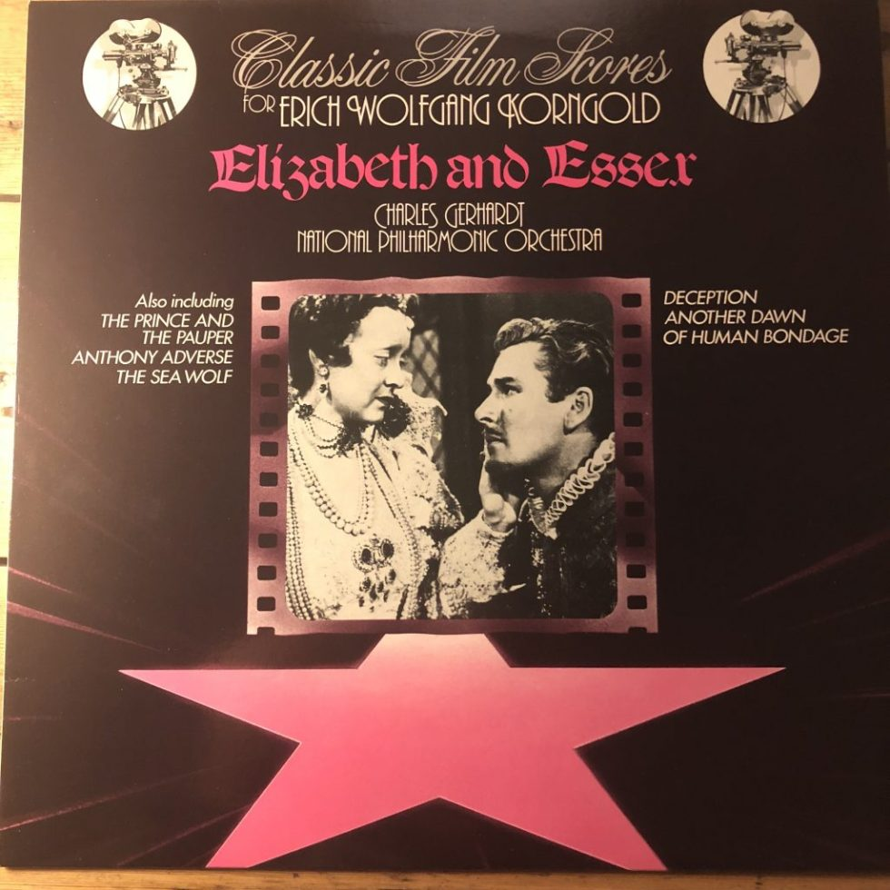 GL 43438 Korngold Elizabeth and Essex etc. / Gerhardt