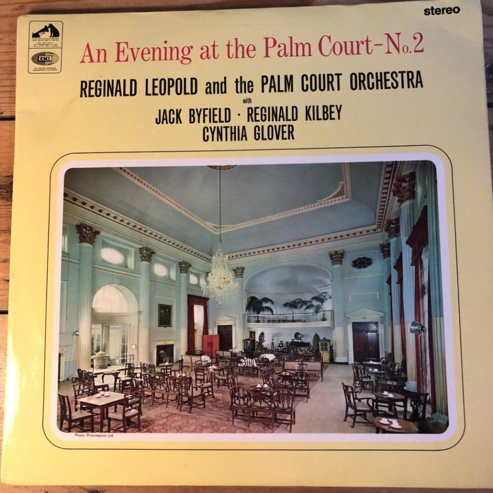 CSD 3566 An Evening at Palm Court - No.2 / Leopold / Palm Court Orchestra