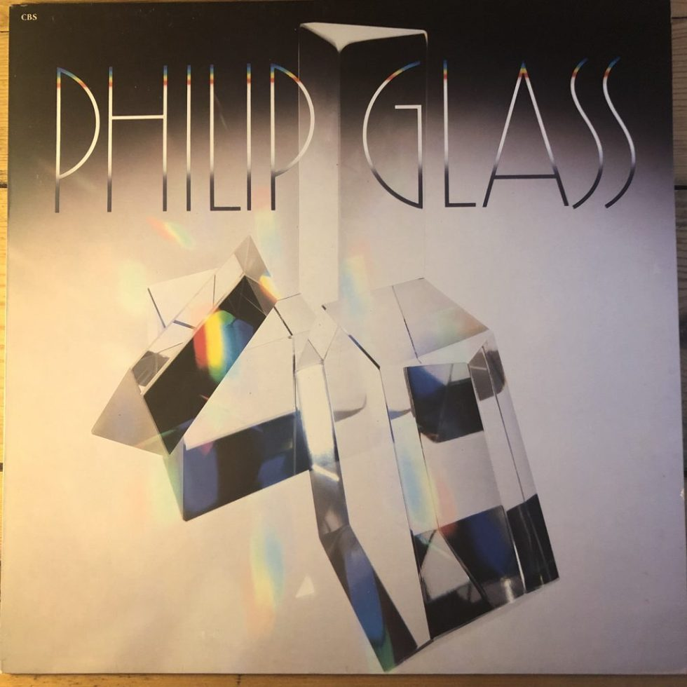 CBS 73640 Philip Glass Glassworks