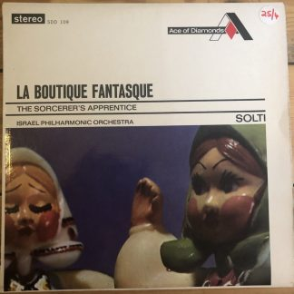 SDD 109 Rossini-Respighi Boutique Fantasque