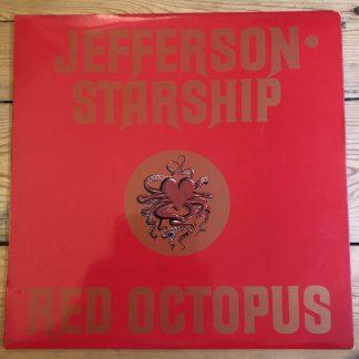 BFL1-0999 Jefferson Starship - Red Octopus
