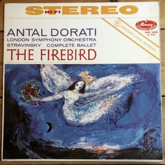 AMS 16038 Stravinsky The Firebird