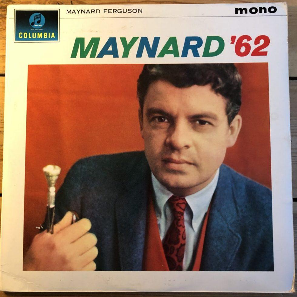 33SX 1439 Maynard Ferguson - Maynard '62