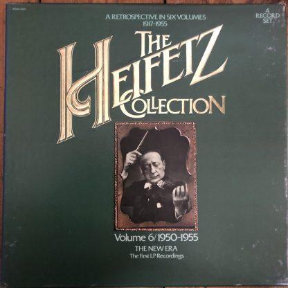 ARM4 0942-7 The Heifetz Collection