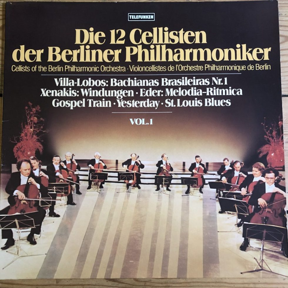 6.42339 12 Cellists of the Berlin Philharmonic