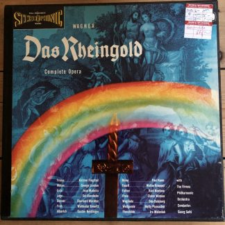OSA 1309 Wagner Das Rheingold / Solti