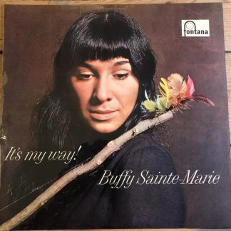 TFL 6040 Buffy Sainte-Marie - It's My Way
