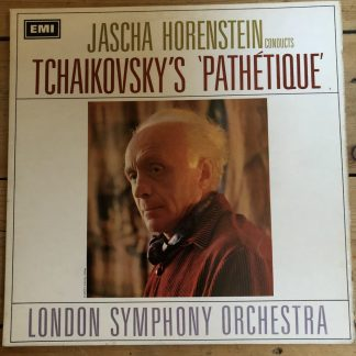 ASD 2332 Tchaikovsky Symphony No. 6 'Pathetique' / Horenstein S/C